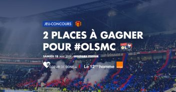 À gagner : vos places pour OL-Caen !