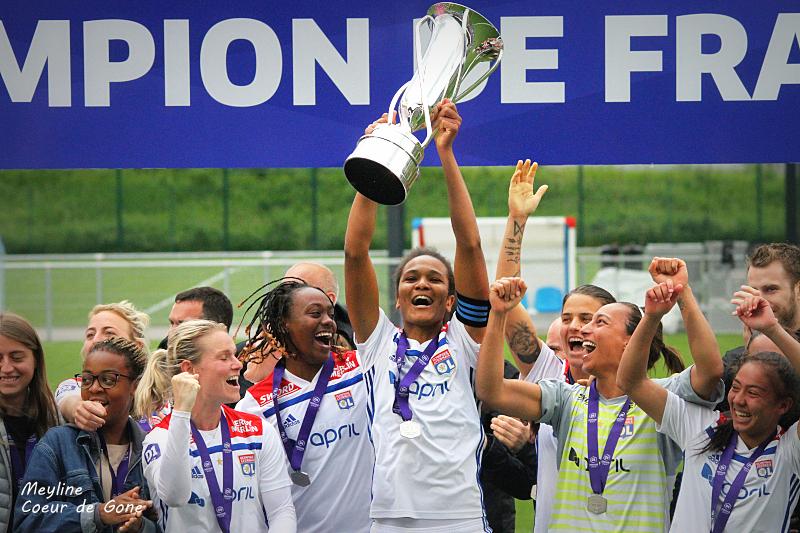 [OL 3-0 FC Metz] Un treizième titre !