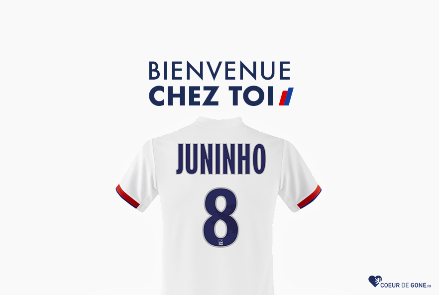 Bienvenue chez toi, Juninho !