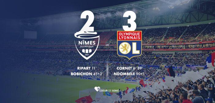 Nîmes Lyon