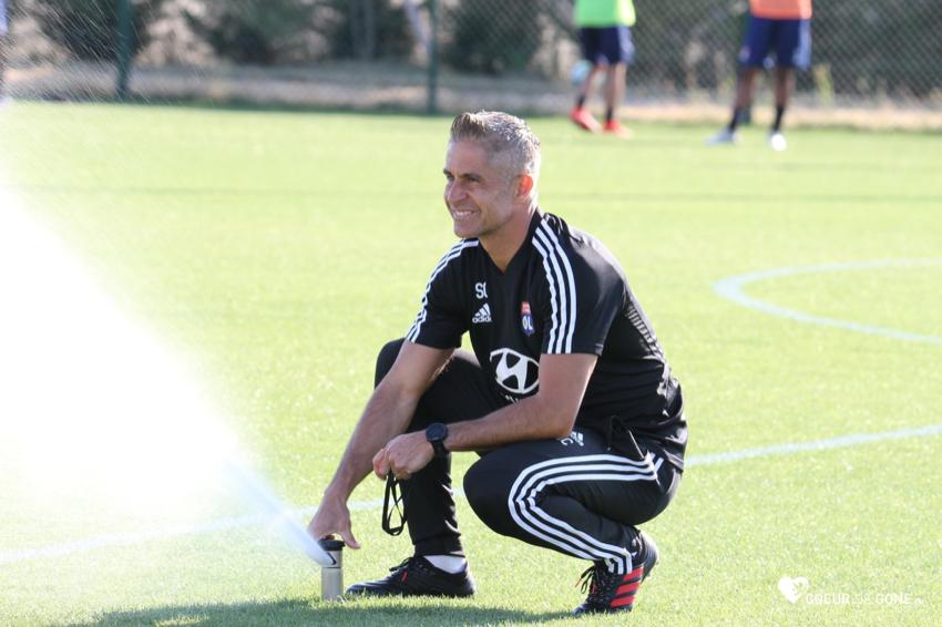 Sylvinho n'est plus l'entraîneur de l'OL