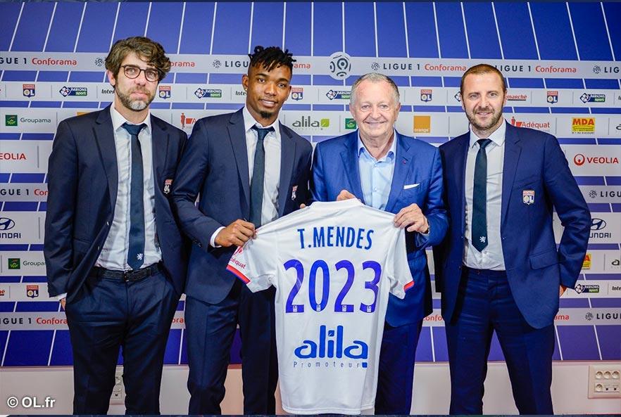 [Mercato] Avec Thiago Mendes et Jean Lucas, l'OL s'offre un milieu brésilien