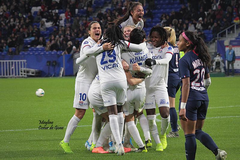 [OL 1-0 PSG] Lyon, le patron