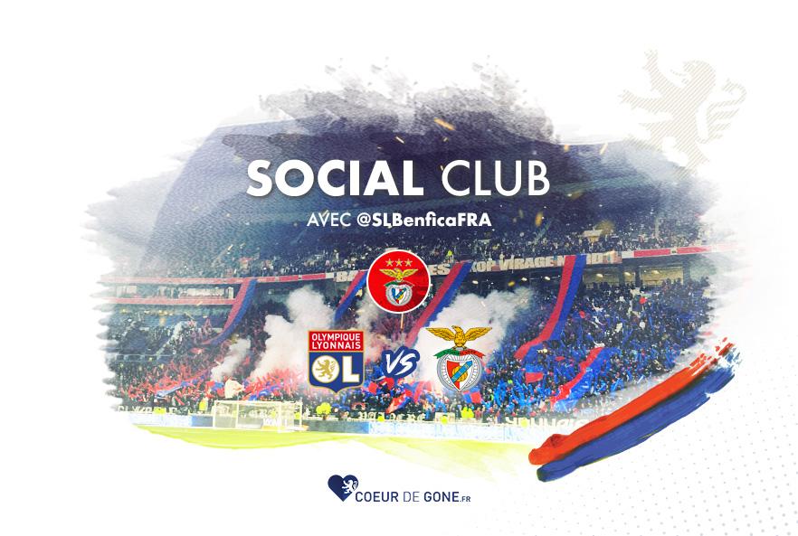 """[OL-SLB] SL Benfica France : """"Ce match retour face à Lyon sera déterminant"""""""