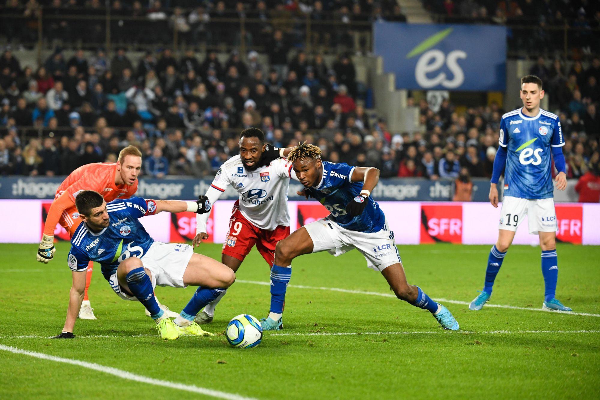 """[OL-RCS] Au coeur du RCS : """"Strasbourg a un coup à jouer à Lyon"""""""