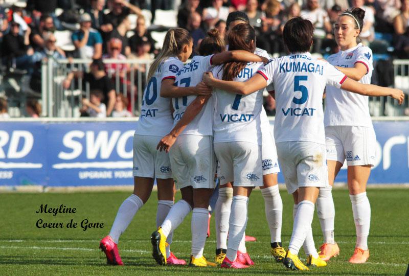 [OL 5-0 Montpellier] L'OL conserve ses distances