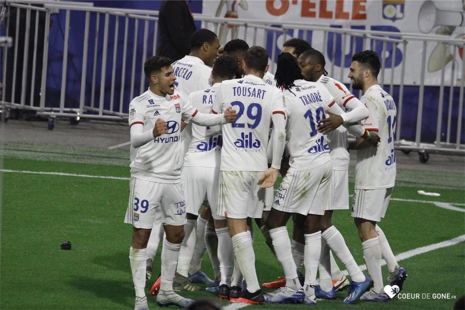 [Photos] Le 120ème Derby est Lyonnais