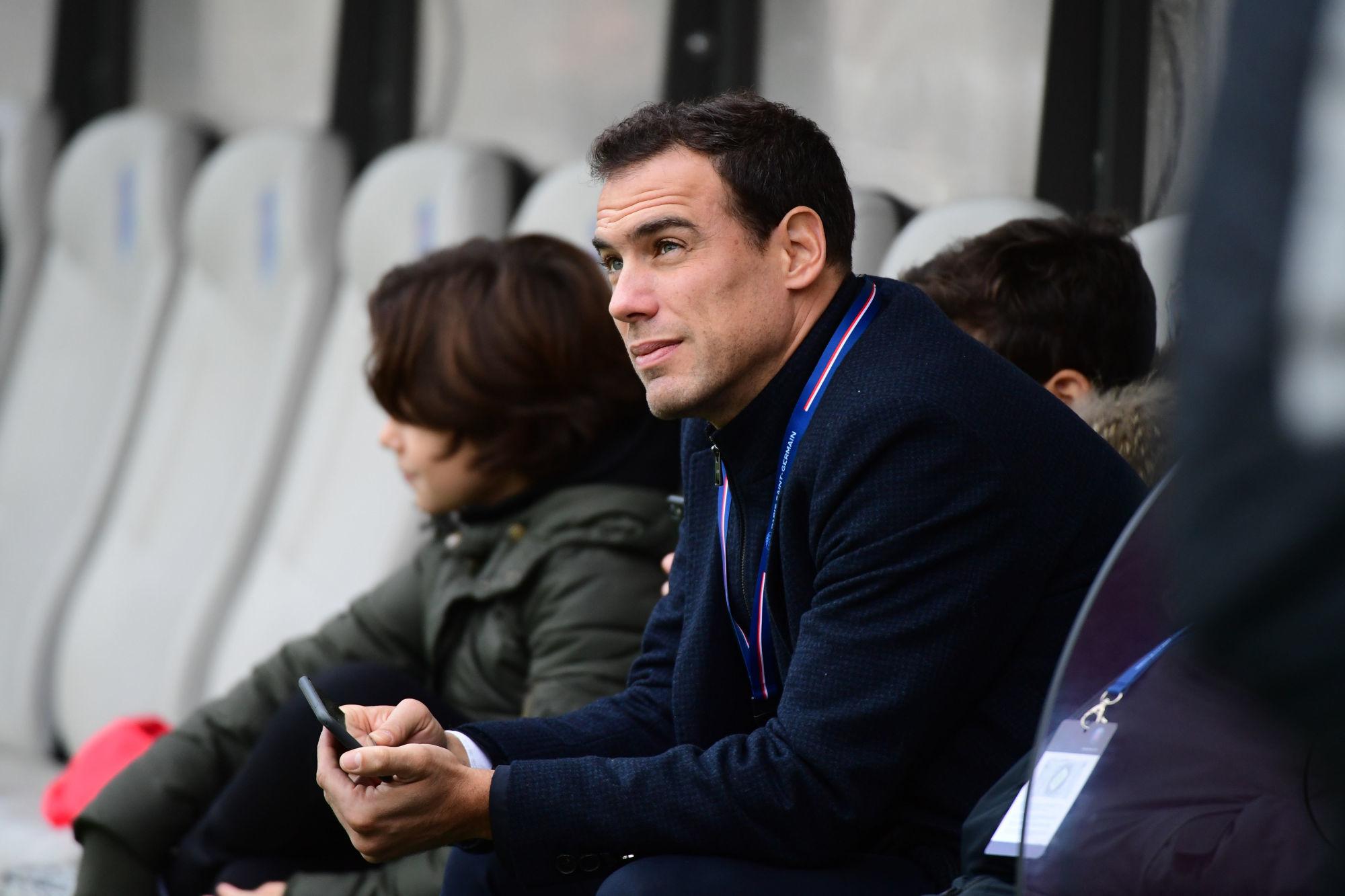 Bruno Cheyrou officiellement nommé responsable du recrutement