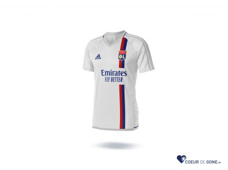 Maillots OL Concept