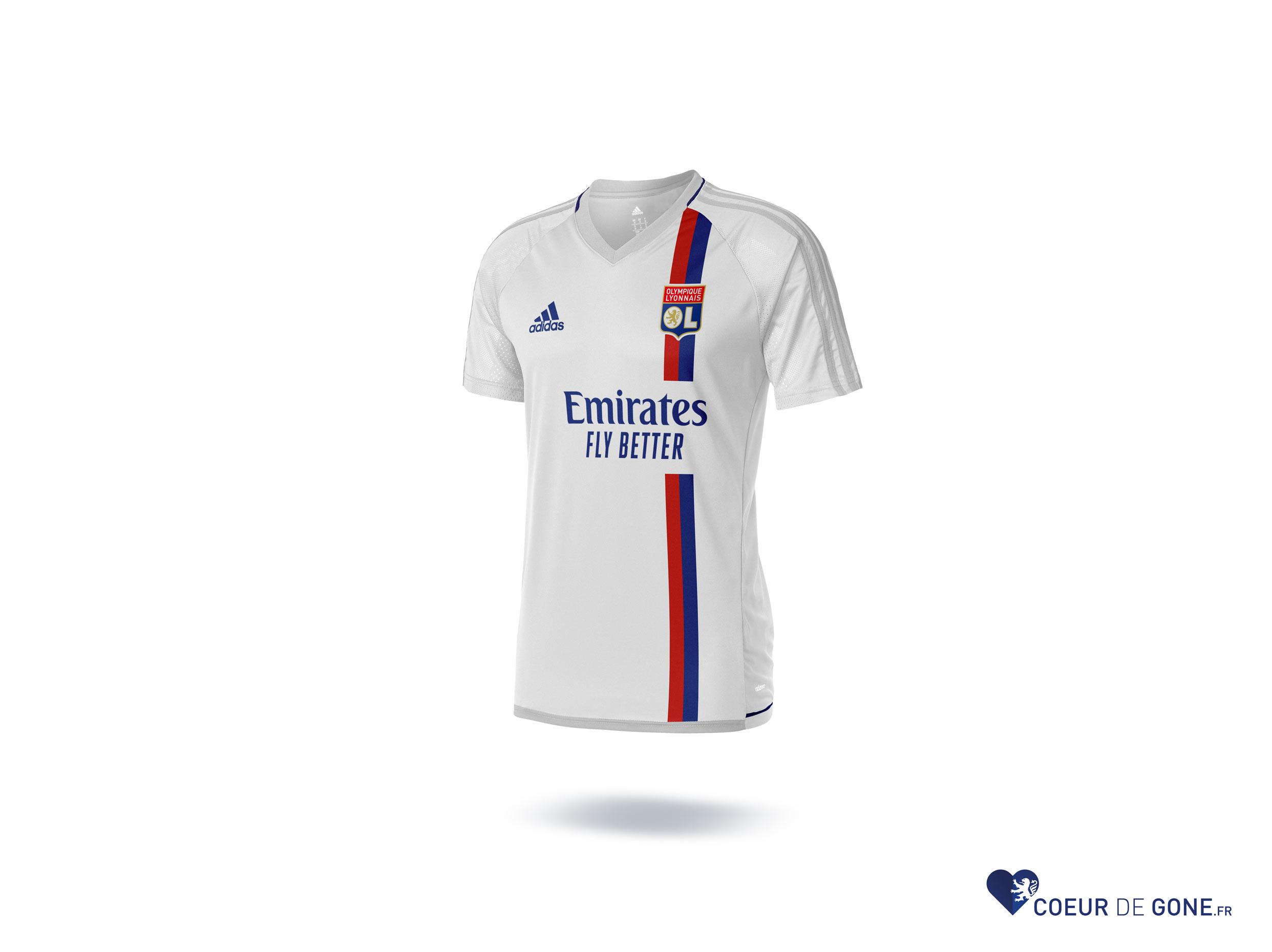 Nos propositions pour les nouveaux maillots 2020-2021
