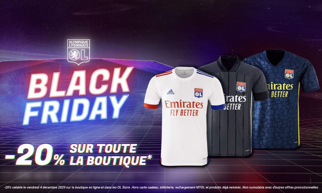 Boutiques Black Friday OL 2020