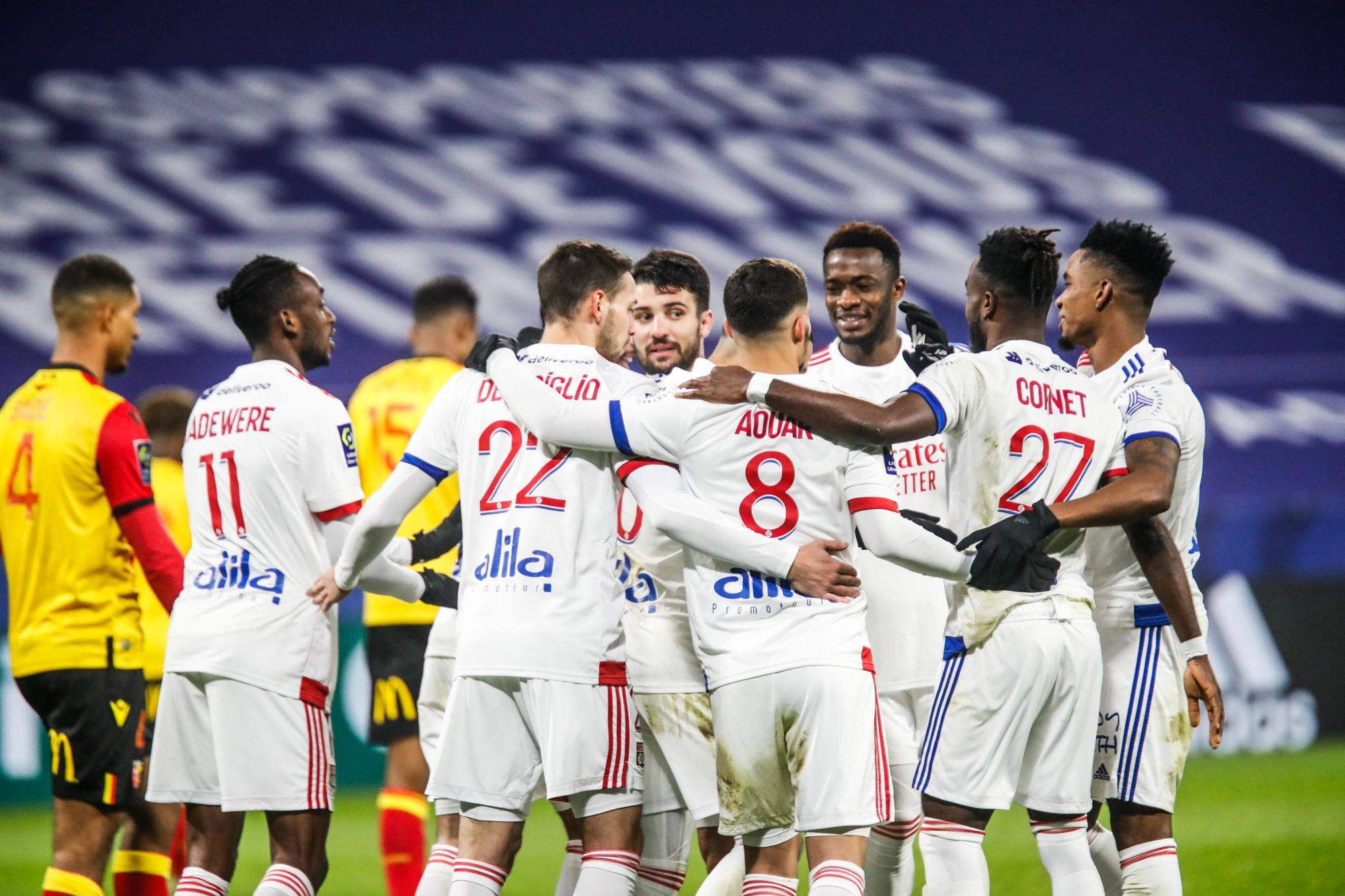 [OL 3-2 RCL] Trois points à l'arraché