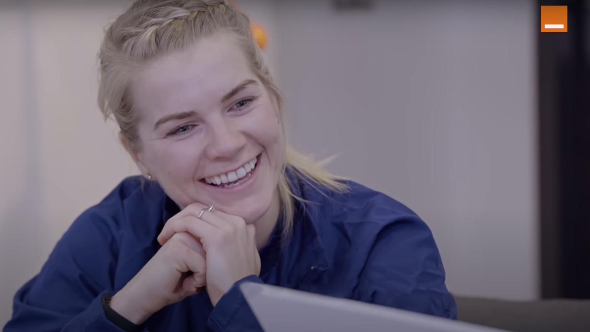 Team Orange Football – Ada Hegerberg dans How French Are You ?