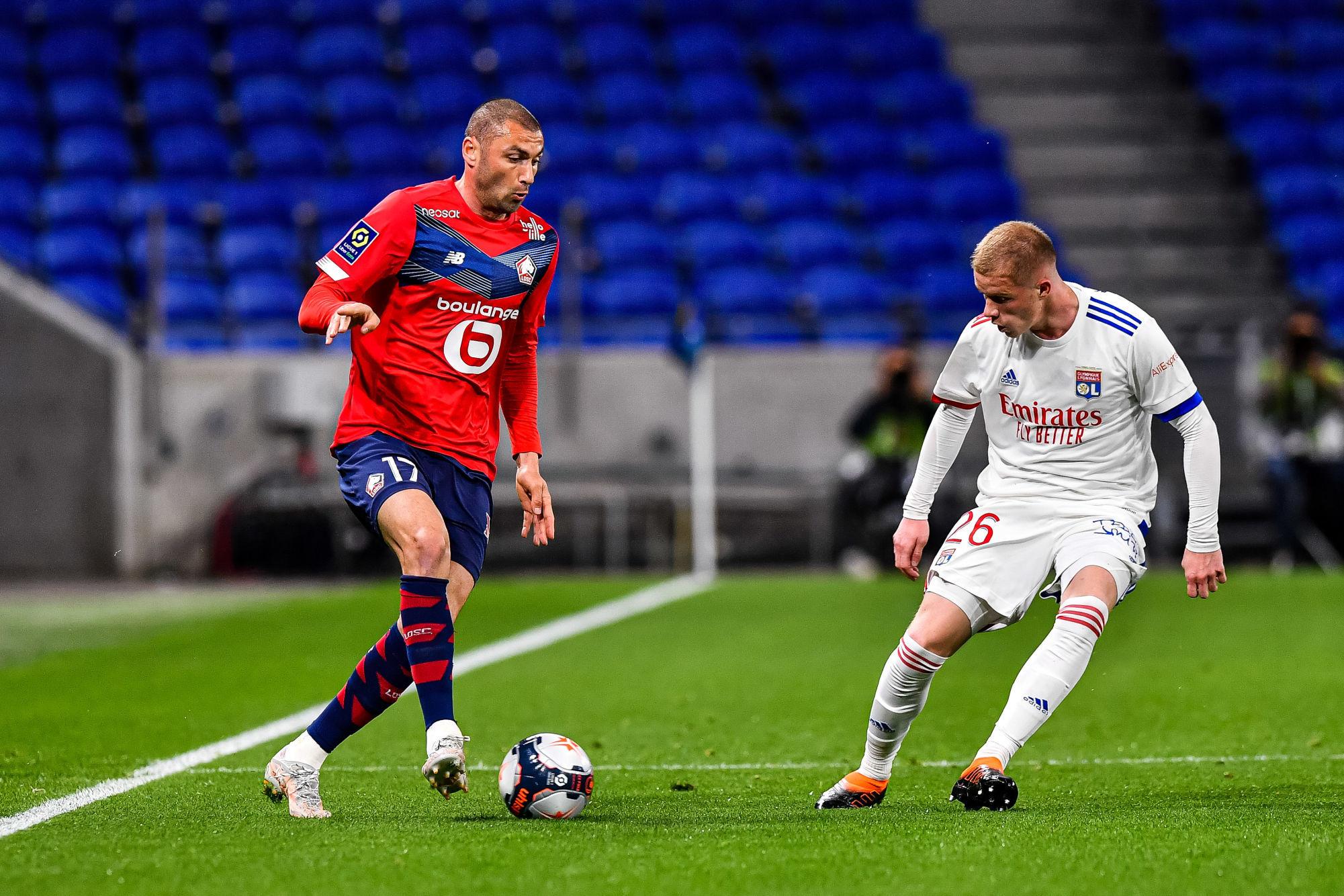 Melvin BARD quitte l'Olympique Lyonnais…